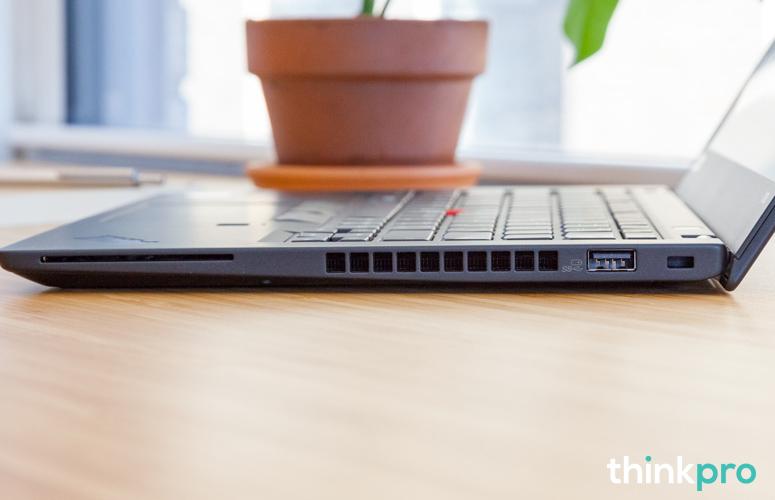 Lenovo Thinkpad X280 - cổng giao tiếp