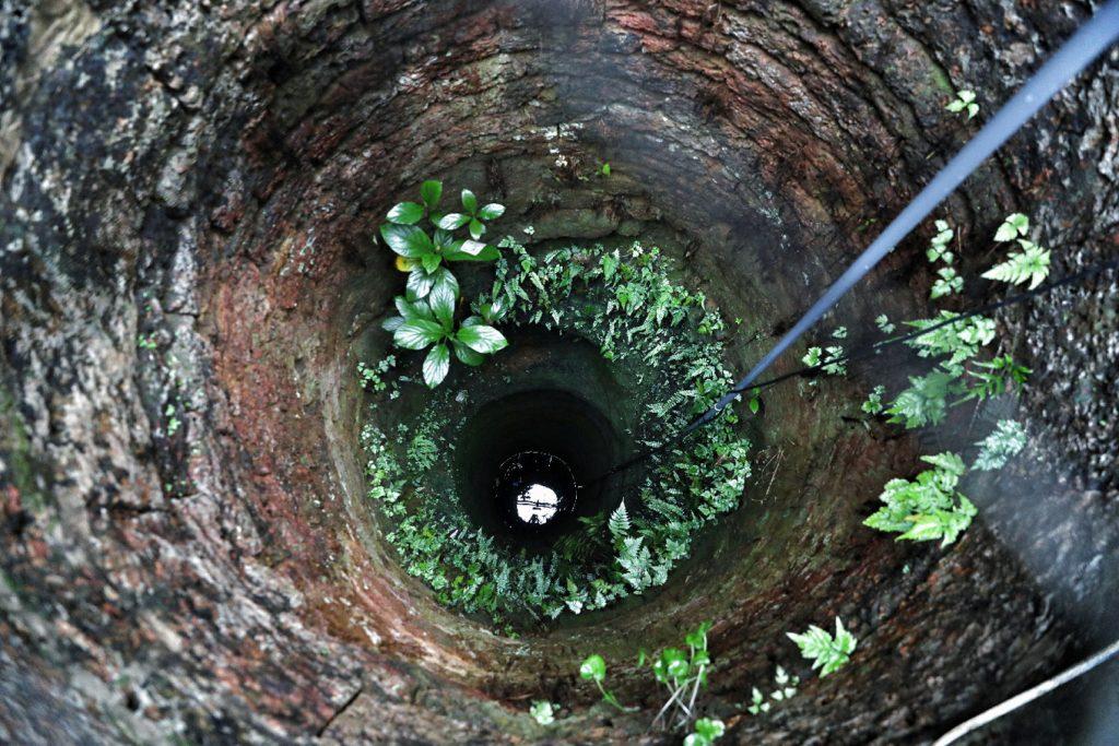 Vui mỗi ngày - chùa 300 tuổi giếng sâu 21m