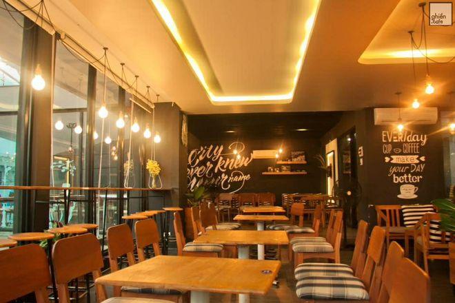 du lịch Quy Nhơn - view cafe