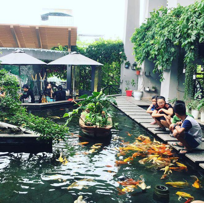 du lịch Quy Nhơn - green cafe