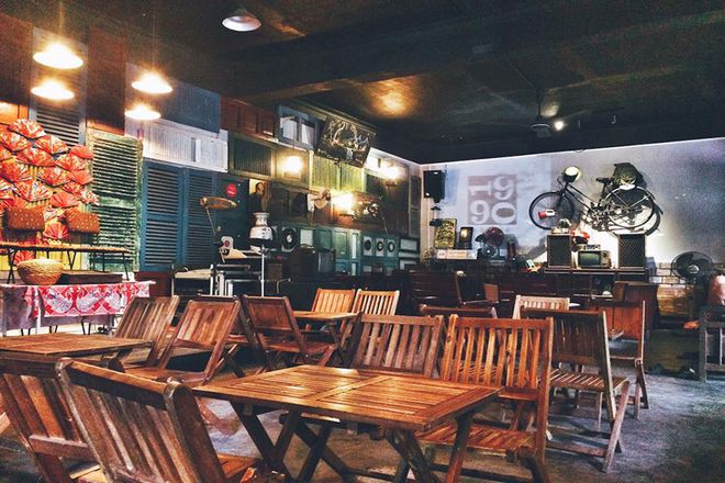 du lịch Quy Nhơn - 1990 cafe