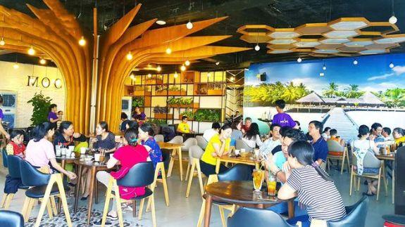 Top 10 quán cafe siêu đẹp ở Quy Nhơn - mộc trà cafe