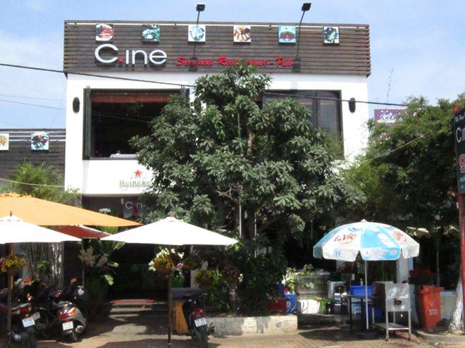 Top 10 nhà hàng hải sản ngon - Cine