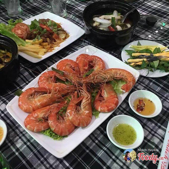 Top 10 nhà hàng hải sản ngon - xuân diệu