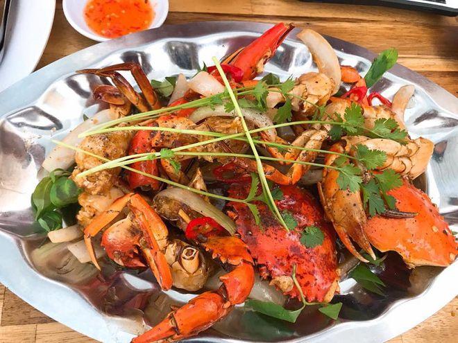 Top 10 nhà hàng hải sản ngon - hoàng thảo