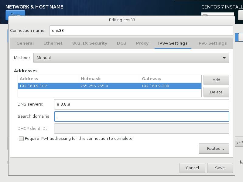 linux cho người mới - đặt IP