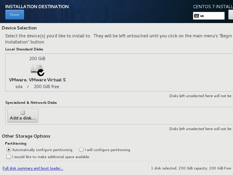 linux cho người mới - tạo partition linux