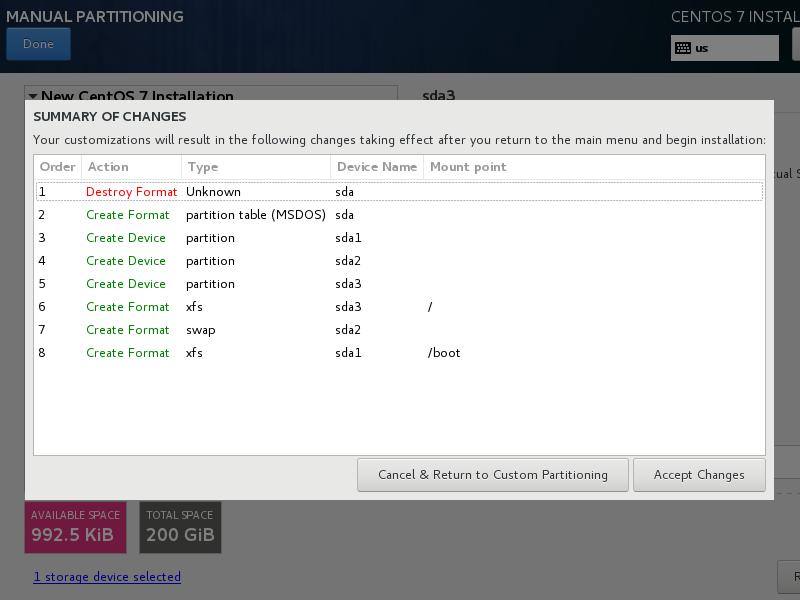 linux cho người mới - tạo partition