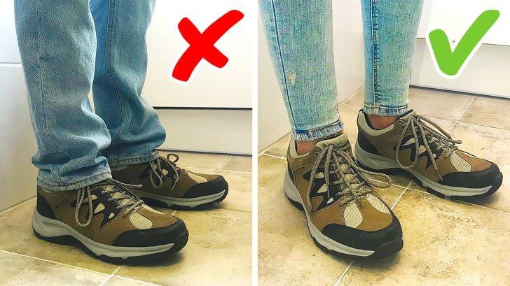 Kết hợp quần jean với giày bốt đúng cách