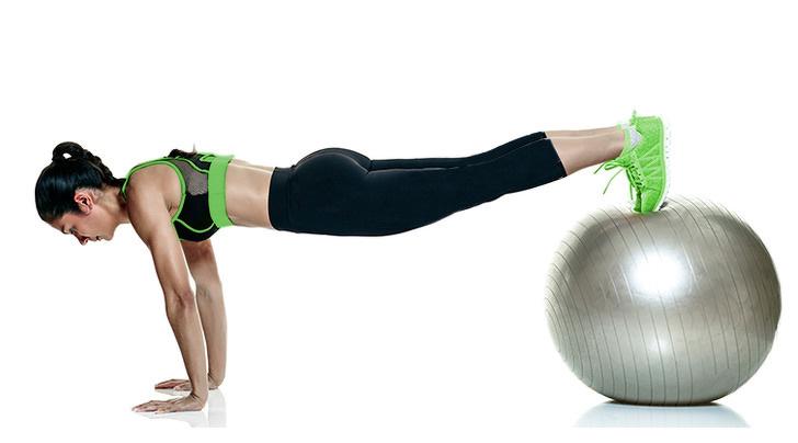 7 bài tập thể dục - bài tập chống đẩy