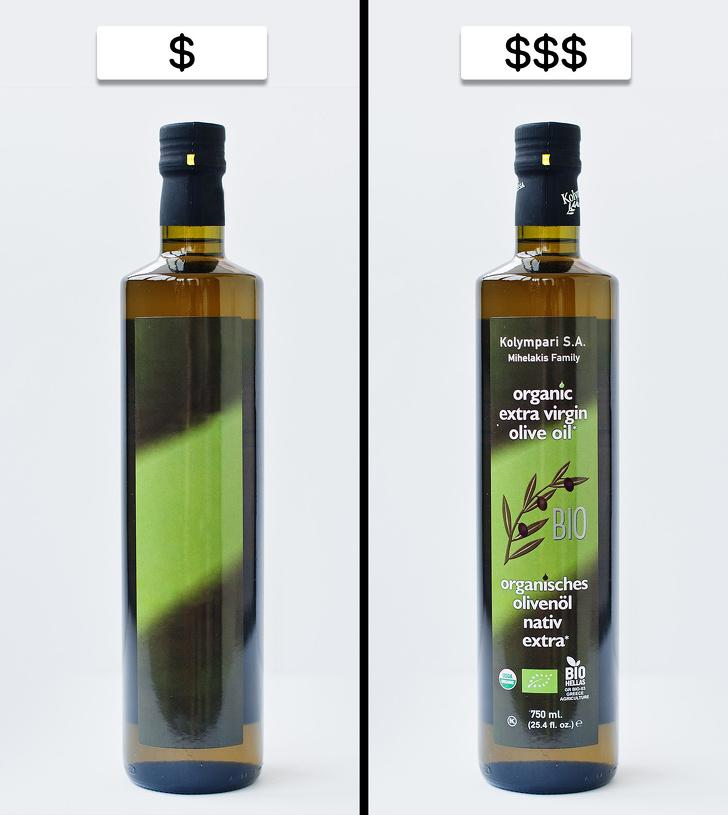 8 thực phẩm sạch dầu oliu
