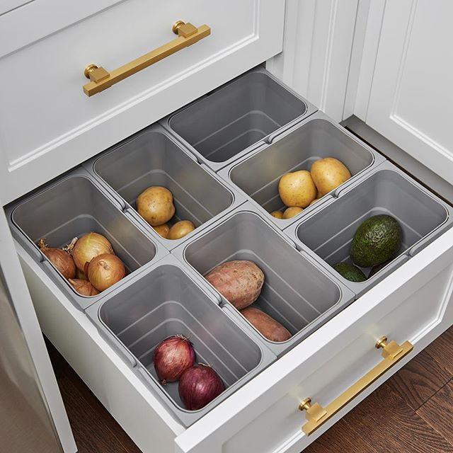 tủ chứa rau củ
