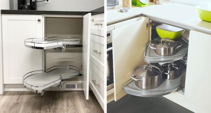 mẫu nhà bếp đẹp - thiết kế góc bếp thông minh