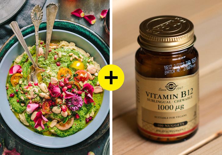 vitamin B12 tốt