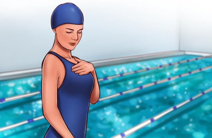 chuẩn bị kỹ lưỡng trước khi xuống nước