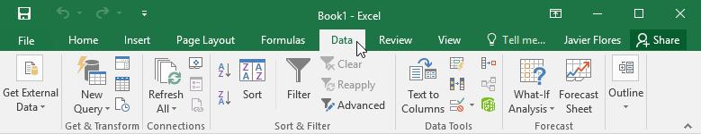 tin học văn phòng - thẻ Data