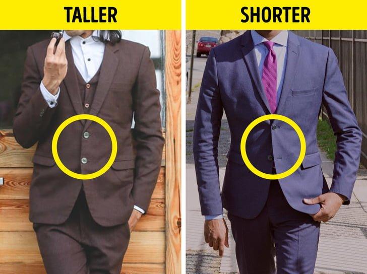 Mặc quần áo phù hợp với vóc dáng