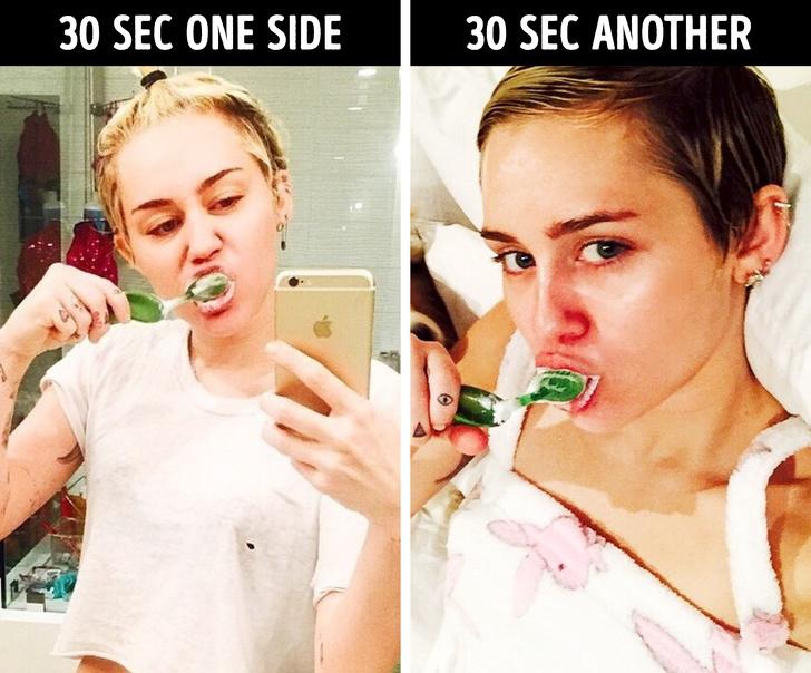 chăm sóc sức khỏe Đánh răng trong khoảng 2 phút