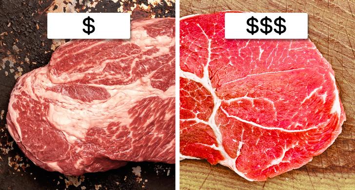 8 thực phẩm sạch thịt bò tươi