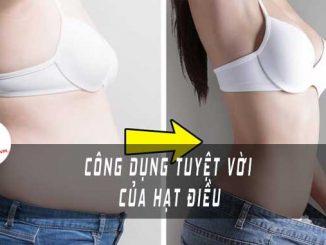 cong dung cua hat dieu ft