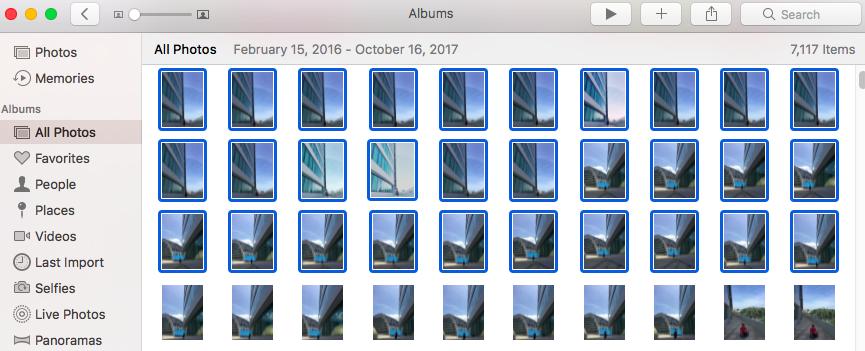 Cách copy ảnh từ photo sang usb trên macbook - ứng dụng photo