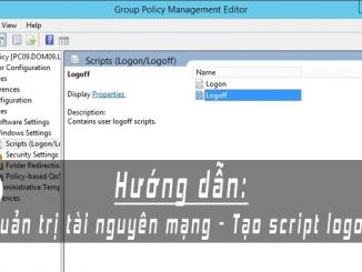 tao script logon