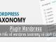 WordPress Taxonomy ft
