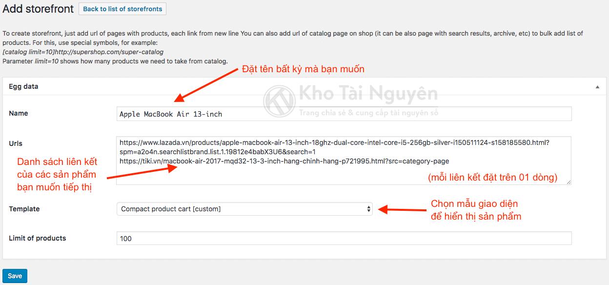 vuimoingay affiliate egg huong dan dang san pham 02