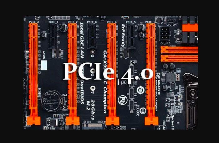 Dù đã có những thông tin về PCIe 5.0 nhưng 4.0 là chuẩn giao tiếp mới nhất trên linh kiện máy tính
